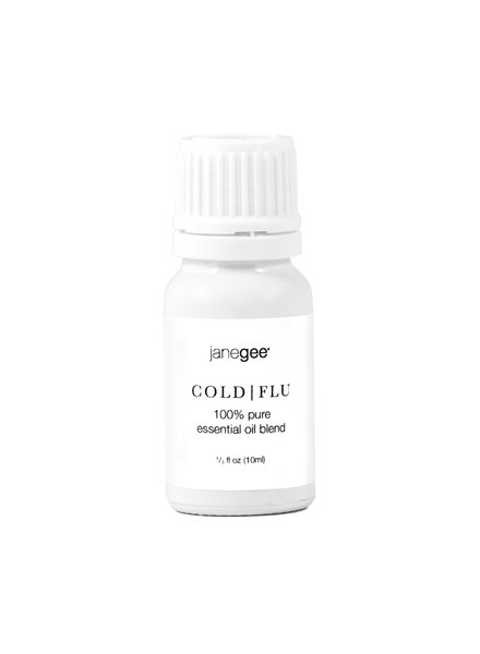 janegee Cold & Flu Essential Oil Blend
