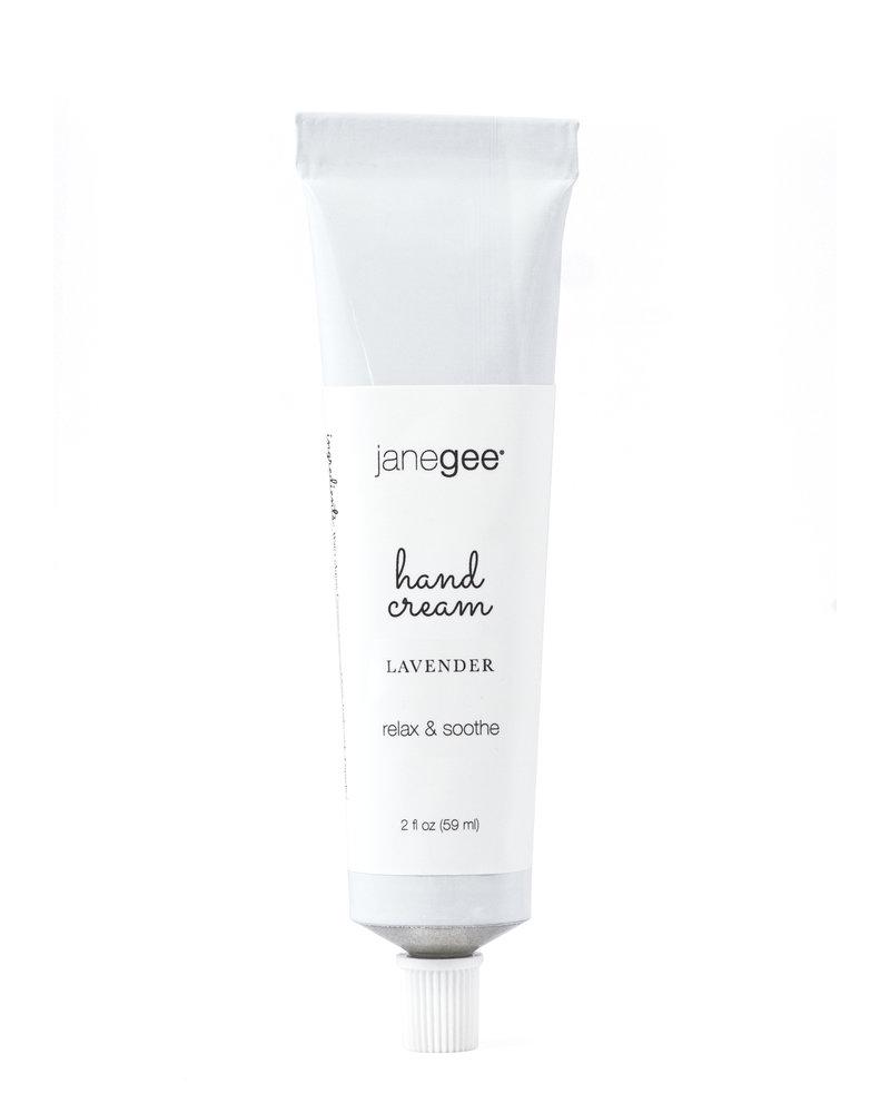 janegee Lavender Hand Cream