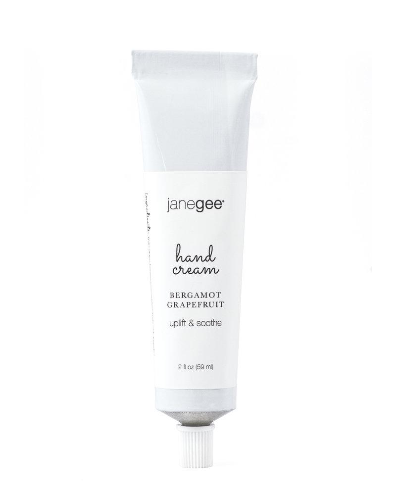 janegee Bergamot Grapefruit Hand Cream