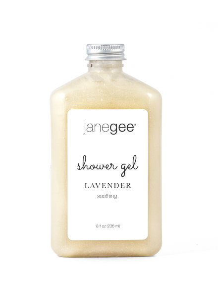 janegee Lavender Shower Gel
