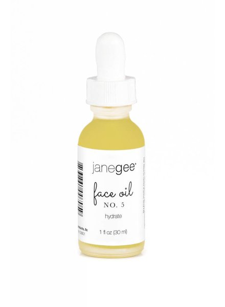 janegee Face Oil No.5