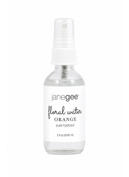 janegee Orange Floral Water