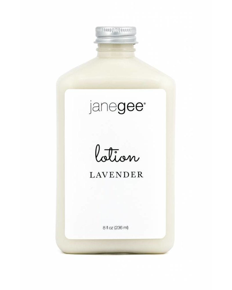 janegee Lavender Lotion