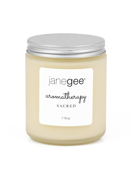 janegee Sacred Aromatherapy Candle