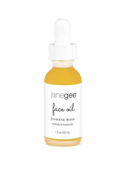janegee Jasmine Rose Face Oil