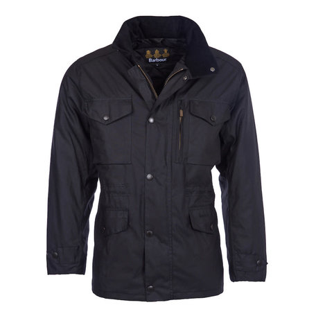 Barbour Men's Sapper Wax Jacket