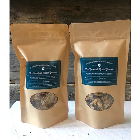 Maple Granola - pack of 2