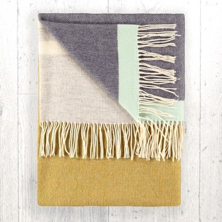 SALE! Eloise Quinel Throw - Twig