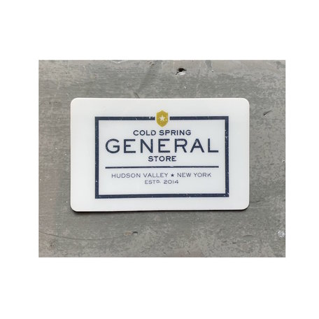 Cold Spring General Store Gift Card