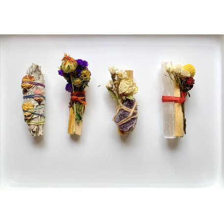 Small Smudge Sticks - Set of 2