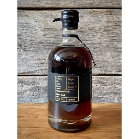 Laurel & Ash Maple Syrup $24.95 - $60.00