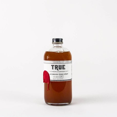 True Authentic Tonic Syrup