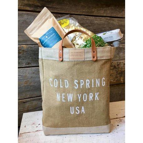 Cold Spring Market Bag