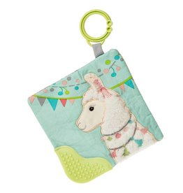 Mary Meyer Baby Lily Llama Crinkle Teether