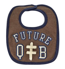 Mud Pie Gormmeted Football Bib