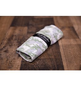 Sweet Bamboo Camo Swaddle Blanket