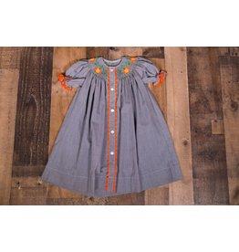 Remember Nguyen Black Pumpkin Dress