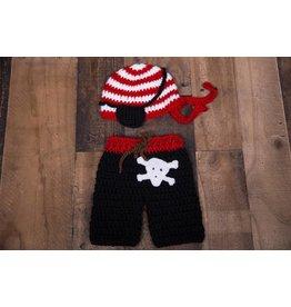Pirate Crochet Set