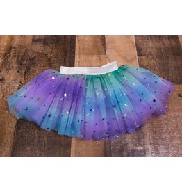 Sweet Wink Mermaid Rainbow Tutu
