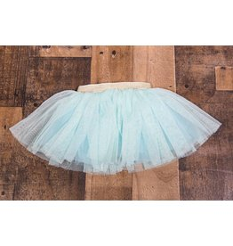 Sweet Wink Mermaid Mint Tutu