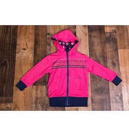 Noruk Reversible Zip Jacket