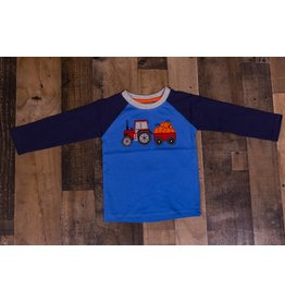 CR Sports Pumpkin Tractor Raglan