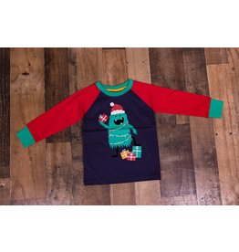 CR Sports Christmas Monster Shirt
