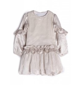 Isobella & Chloe Snow Queen Dress