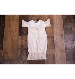 Cuddle Couture Vintage Lace Gown