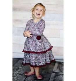 Giggle Moon Water Into Wine Bathsheba Dress