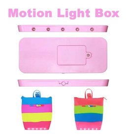 American Jewel Bag Motion Lights