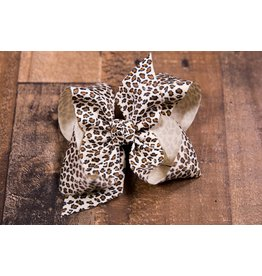 Beyond Creations XXL Cheetah Bow