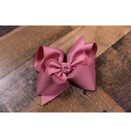 My Little Lady Bug 3 in Mauve Bow