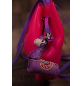 American Jewel Lovely Llamas Keychains