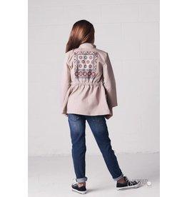 Jak & Peppar Jamboree Jacket In Stone