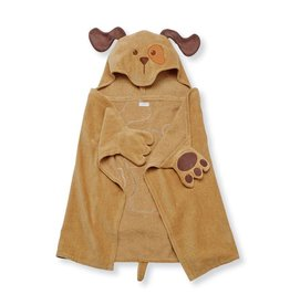 Mud Pie Puppy Hooded Towel
