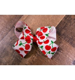 Wee Ones Medium Cherry Bow