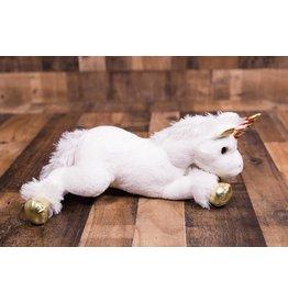 Ganz Astra Laying Unicorn