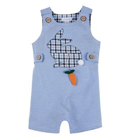 Mud Pie Bunny Shortall