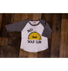 Rockin AB Taco Raglan Shirt