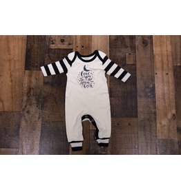 Tesa Babe Love You to the Moon & Back Romper