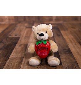 Love Lines Bears - Strawberry