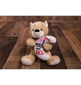 Love Lines Bears - Moon