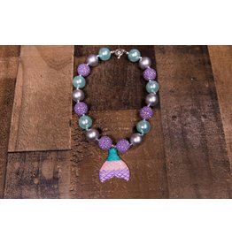Mermaid Chunky Necklace