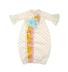 Haute Baby Merry Meadow Gown
