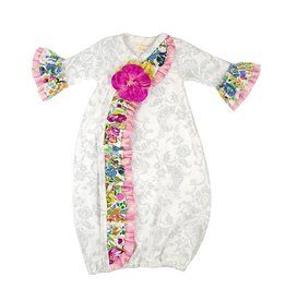 Haute Baby Floral Fantasy Gown