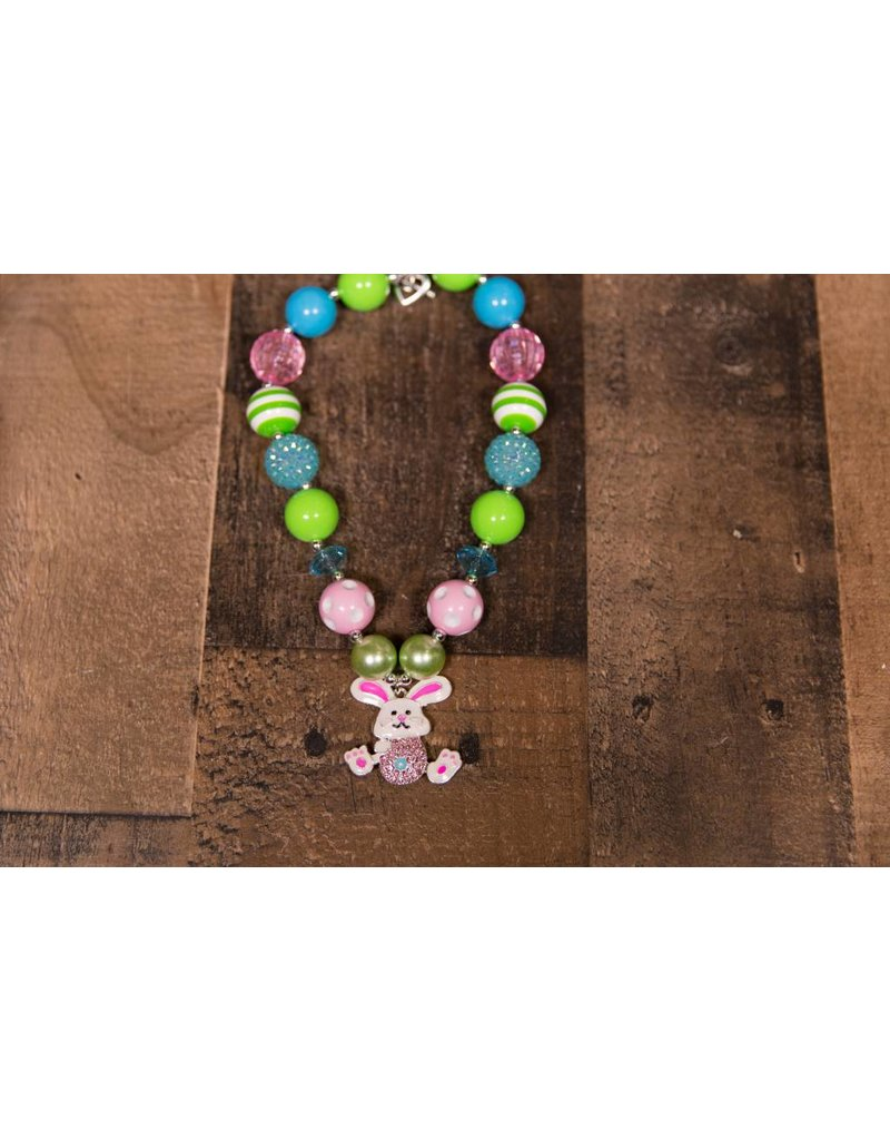 Light Up Christmas Necklace