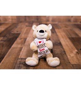 Love Lines Bears - Chocolate