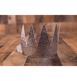 Royal & Rose Silver Pixie Crown