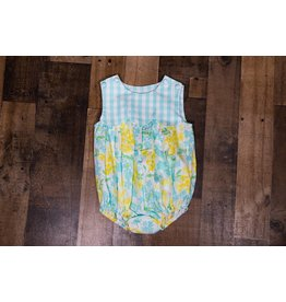 Sage & Lilly Scallop Bubble - Buttercup